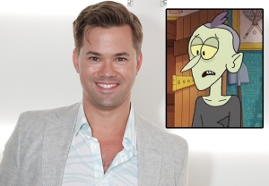 Andrew Rannells Welcome To The Wayne