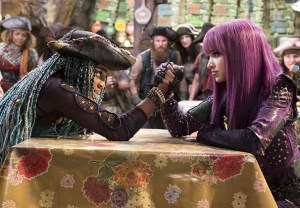 Descendants 2 Interview