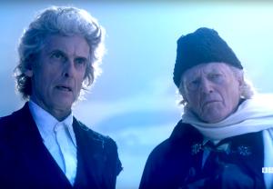 Doctor Who Christmas Special Trailer Peter Capaldi David Bradley