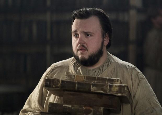 Game of Thrones Season 7 Sam John Bradley