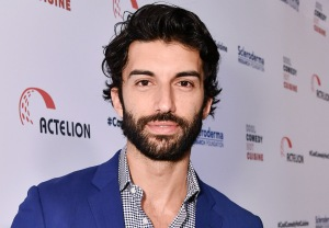 Justin Baldoni The Men's Room Talk Show