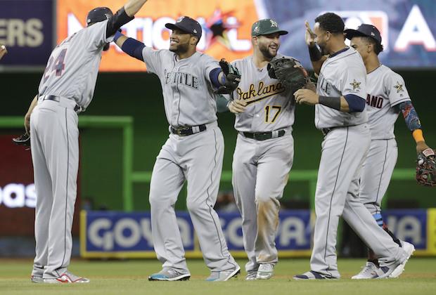 All Star Game Baseball Ratings