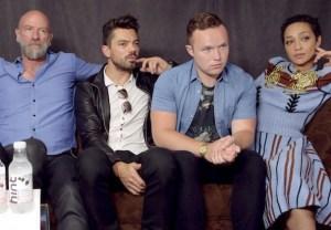 preacher video cast interview season 2 spoilers god