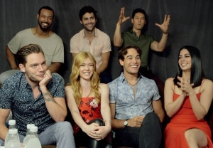 Shadowhunters Video Comic-Con Cast Season 3