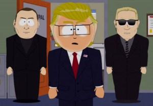 South Park Donald Trump Season 21