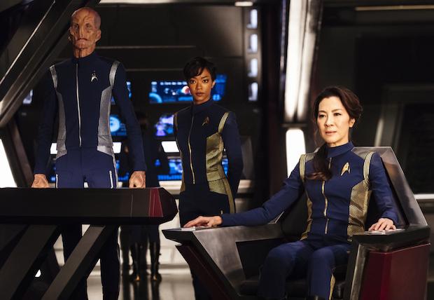 Star Trek Discovery Spoilers Sonequa Martin Green Comic-Con