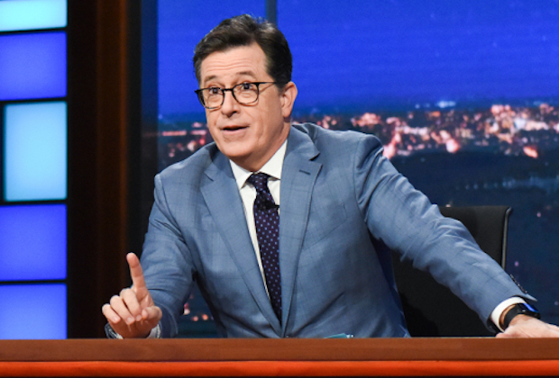 Stephen Colbert The Late Show CBS Russia Week