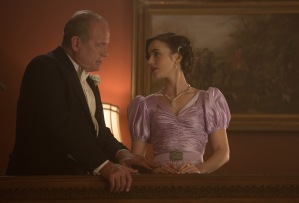 The Last Tycoon Amazon Kelsey Grammer Lily Collins