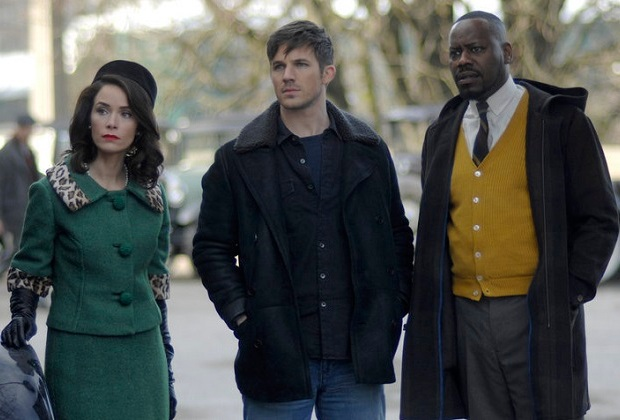 Timeless Spoilers