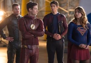 Arrow Crossover Flash