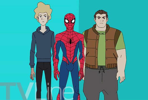 Cameron Boyce Spider-Man