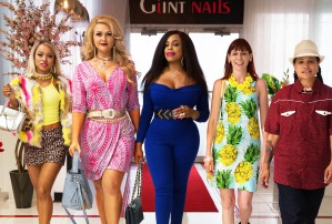 Claws TNT Season 1 Cast
