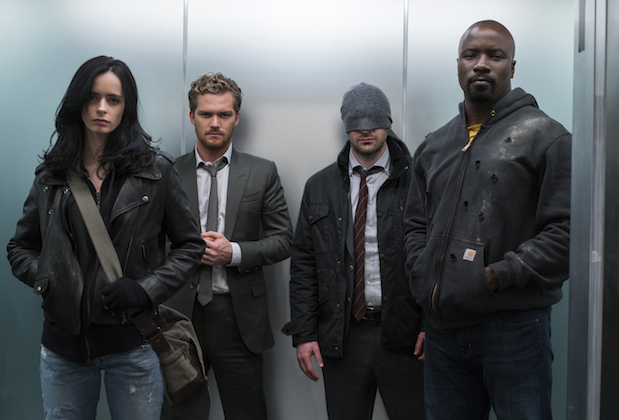 Marvel's Defenders Season 2
