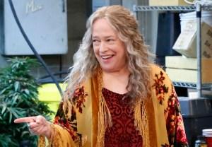 Disjointed Kathy Bates Netflix