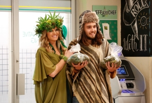 Disjointed Netflix Marijuana Comedy