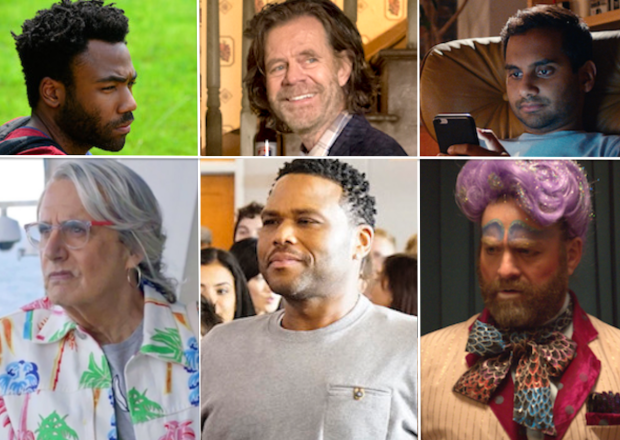 Emmys 2017 Lead Actor Comedy Nominees