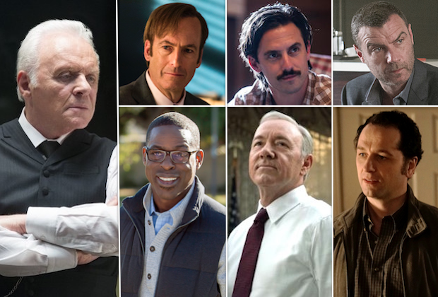 Emmys 2017 Lead Actor Drama Series Nominees