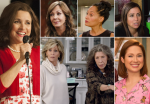 Emmys 2017 Lead Actress Comedy Nominees
