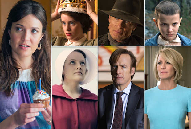 Emmys 2017 Outstanding Drama Series Nominees