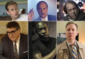 Emmys 2017 Supporting Actor Limited Series Movie Nominees