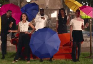 Friends Jay Z Video Issa Rae Jerrod Carmichael