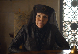 Game of Thrones Diana Rigg Season7 Episode 3 Performance