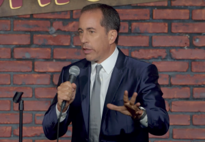 Jerry Seinfeld Netflix Special Jerry Before Seinfeld
