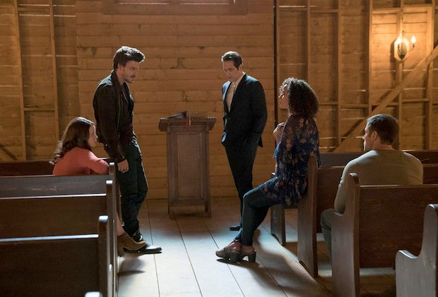 Midnight Texas video season 1 episode 3 lemuel unchained