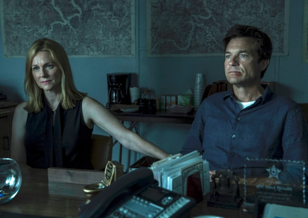 Ozark Renewed Season 2 Netflix Jason Bateman Laura Linney