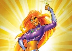 Titans Starfire Anna Diop Cast Season 1
