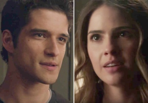 Teen Wolf Scott Malia Kiss