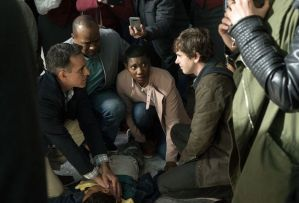 The Good Doctor ABC Freddie Highmore