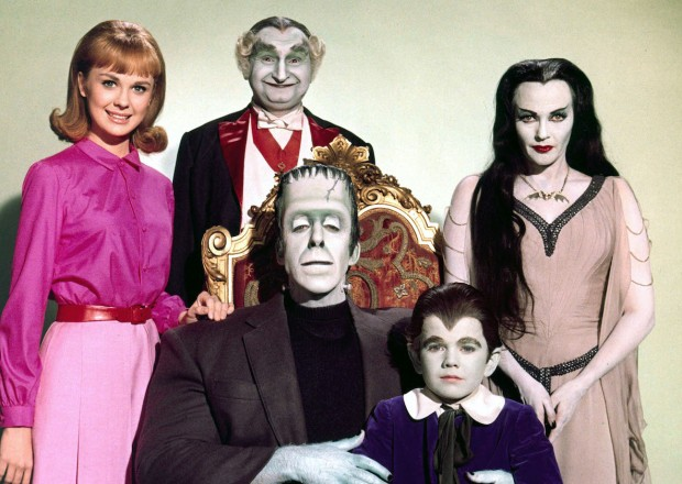 The Munsters Reboot NBC