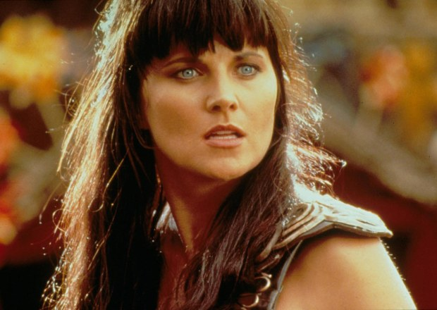 Xena Warrior Princess Reboot Dead NBC