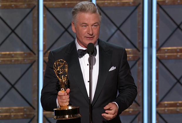Alec Baldwin Wins Emmy