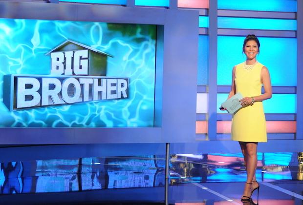 Big Brother Celebrity CBS Julie Chen