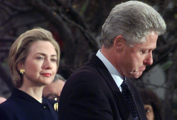 Bill Clinton Drama Impeachment Series History The Breach