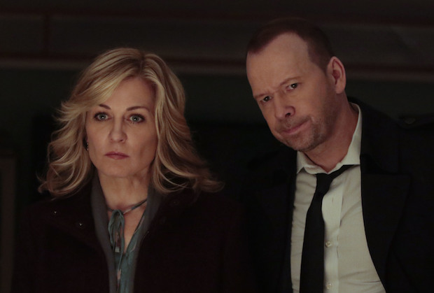 Blue Bloods Linda Leaves