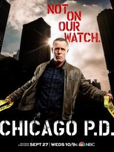 Chicago PD Season 5 Poster