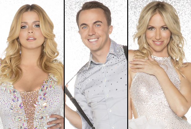 Dancing With Stars Cast