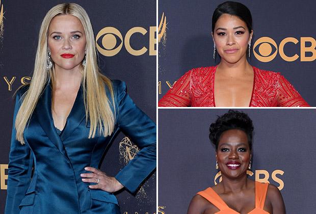 Emmys Red Carpet 2017