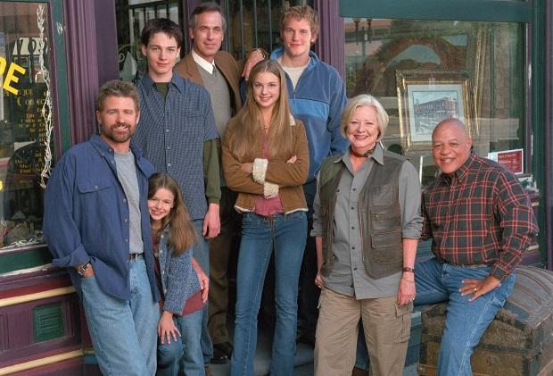 Everwood Cast