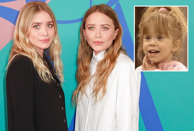 Fuller House Olsen Twins