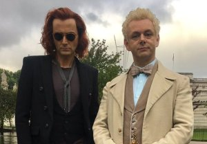 Good Omens Tennant Sheen