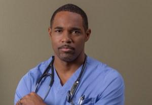 Jason George Grey's Anatomy Ben Warren