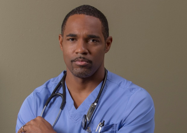 Jason George Grey's Anatomy Ben Warren