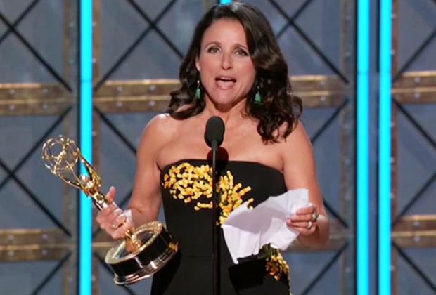 Julia Louis-Dreyfus Wins Emmy