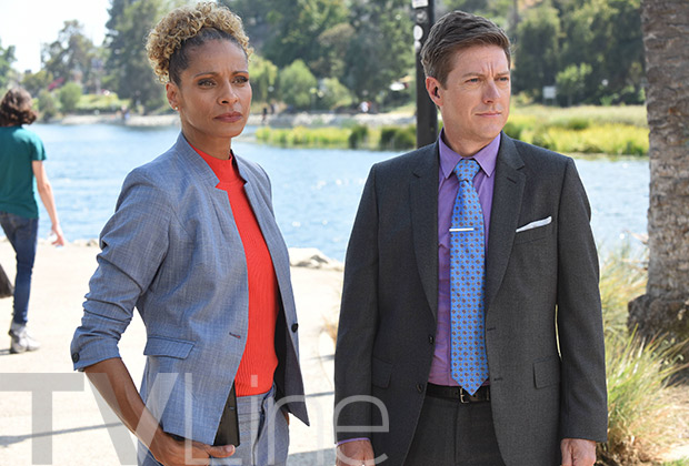 Lethal Weapon Season 2 Photos Michelle Hurd Gina Santos