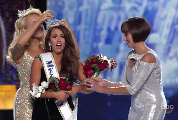 Miss America 2018 Winner