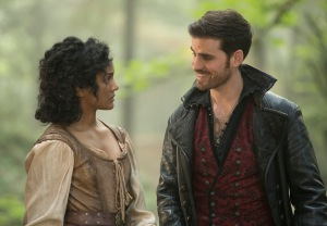 Once Upon a Time Hook Tiana